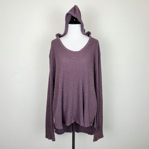 American Eagle Soft Sexy Hoodie Sweatshirt Purple